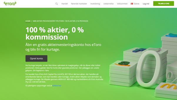 eToro, eToro anmeldelse, eToro review, eToro Kurtage