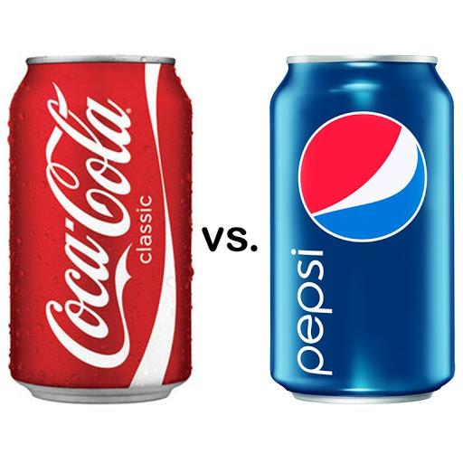 Coca Cola Aktie, Pepsi Aktie, Coca vs. Pepsi, Coca Cola Aktie vs. Pepsi Aktie