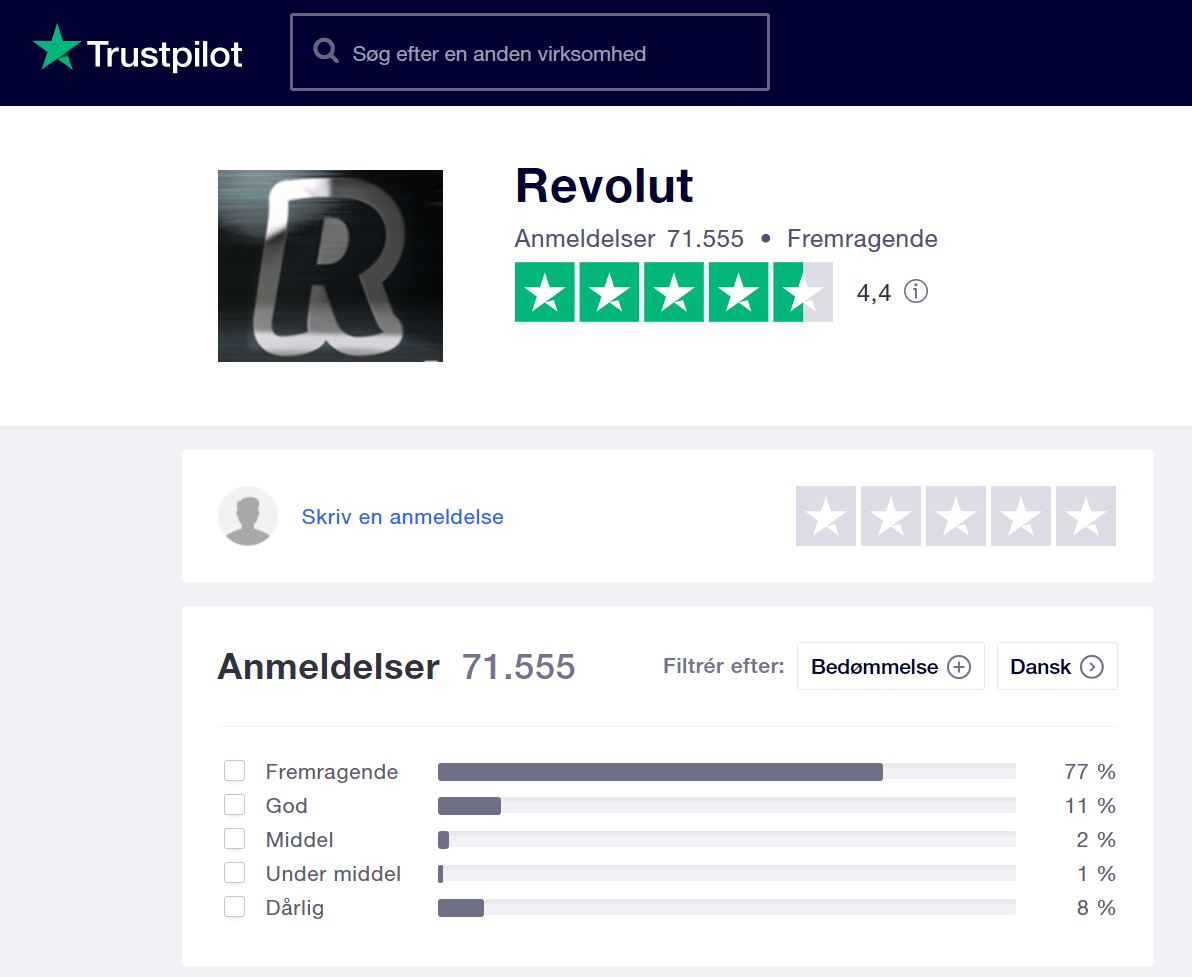 revolut review, revolut reviews, revolut andmeldelse