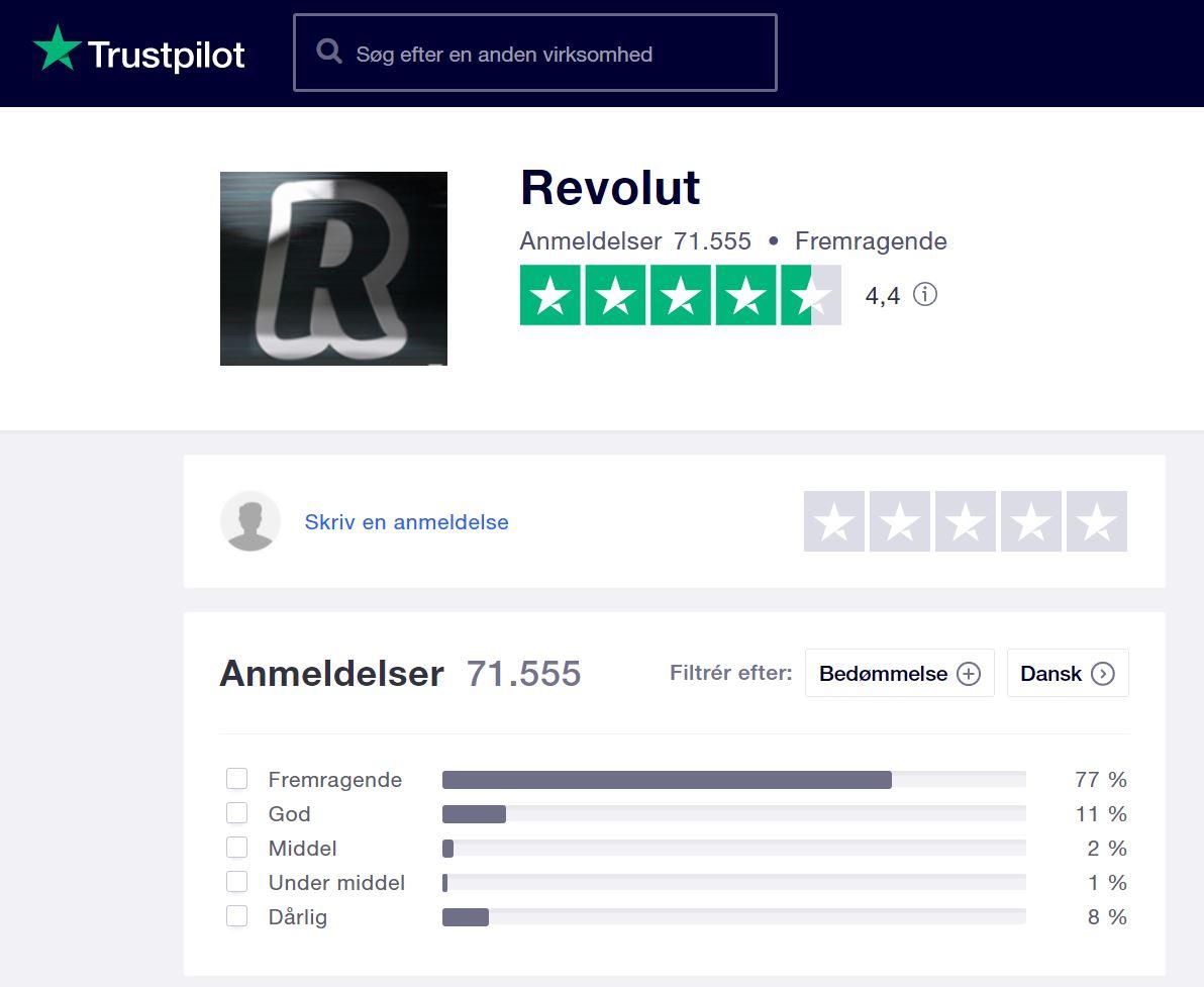 revolut review, revolut reviews, revolut andmeldelse