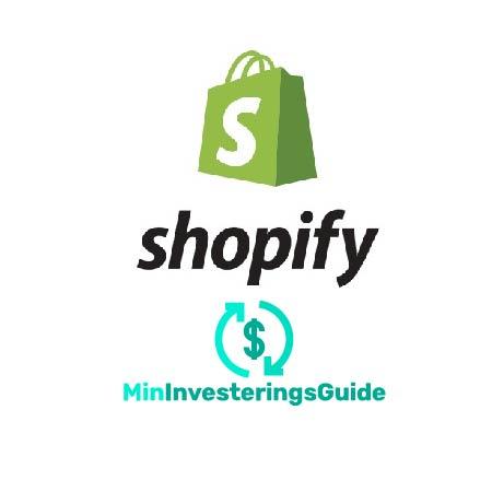 Shopify Aktie, SHOP Aktie, Shopify Stcok