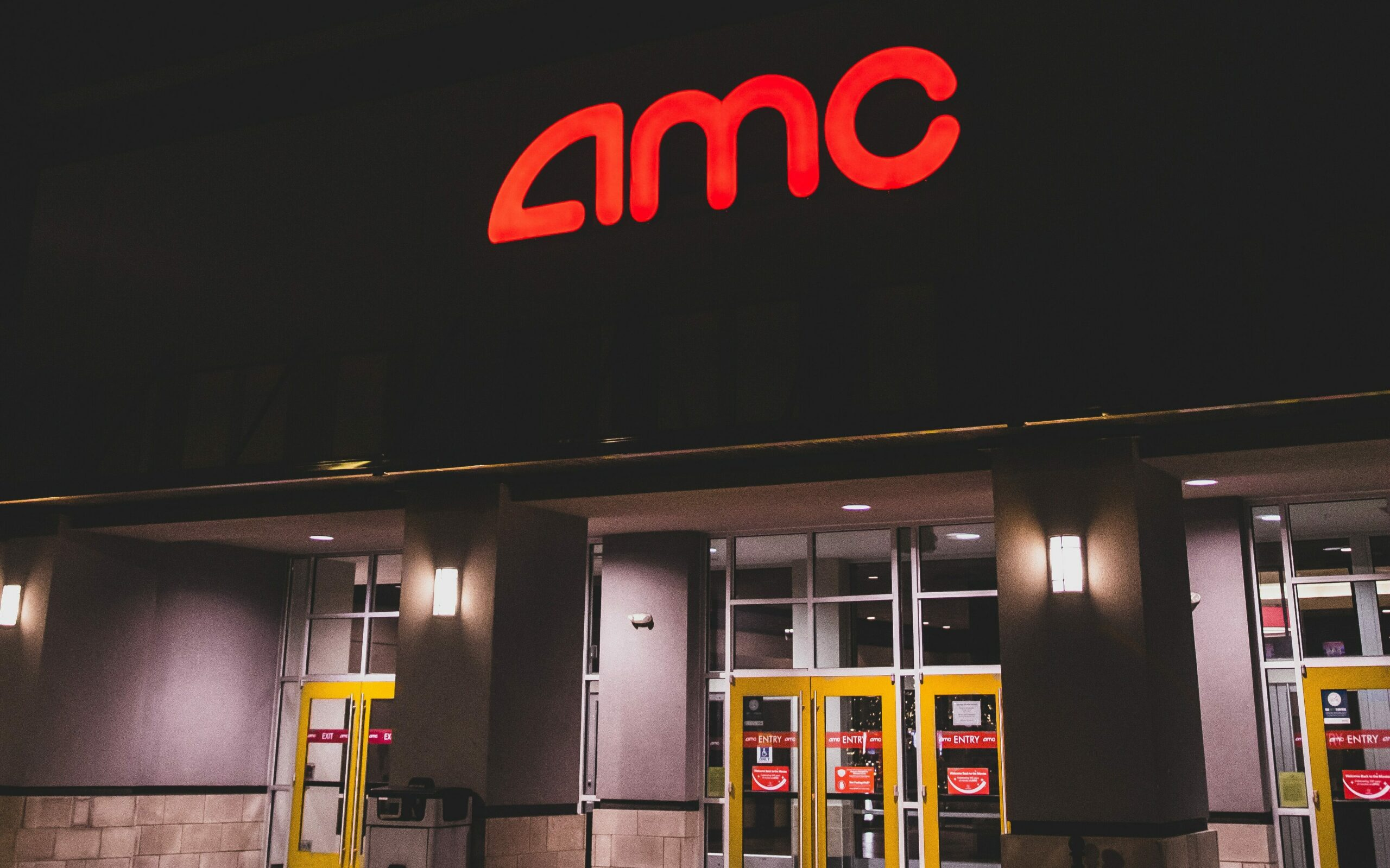 AMC aktie, AMC entertainment aktier